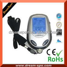 digital compass with thermometer and stopwatch ( DC-201)