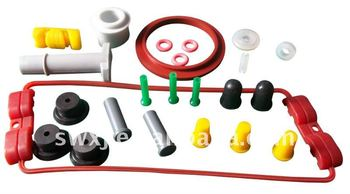 Silicone Rubber Seal parts