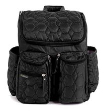 Wholesale designer fashion mommy adult baby diaper bag