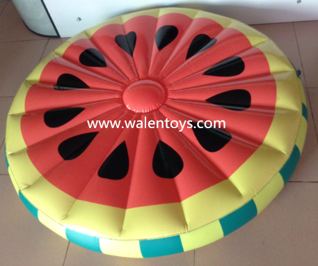 Inflatable Watermelon Slice Float Inflatable Fruit