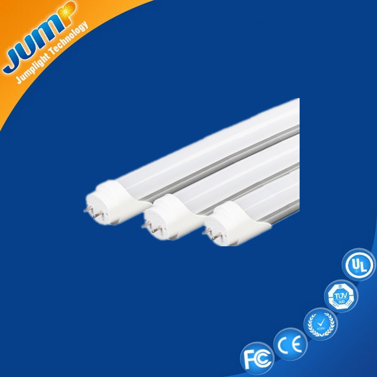 Latest price 18w AC85-265V hongkong tube t8 with ce rohs approved