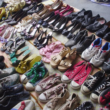 wholesale bundle shanghai factory second hand shoes