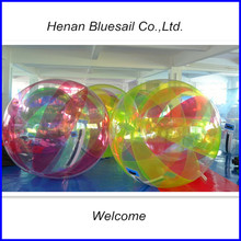 2m Human Sized Hamster Ball , Inflatable Water Ball for Sale
