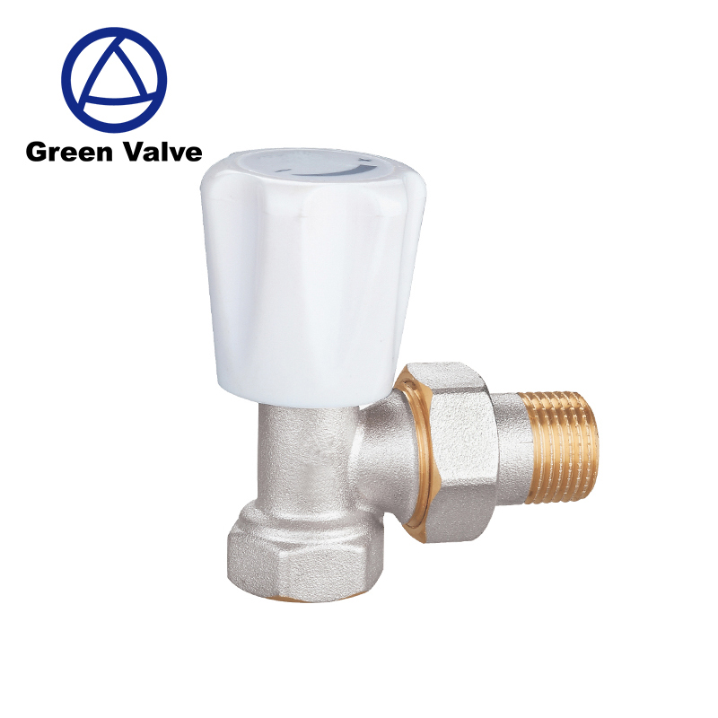 Green-GutenTop Customized Brass Antique Thermostatic radiator valves types for water heater