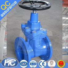 Flange Stainless Steel Gate Valve For Oil Gas And Water