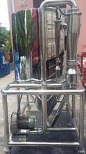 Nano material Spray Dryer with centrifugal nozzle system