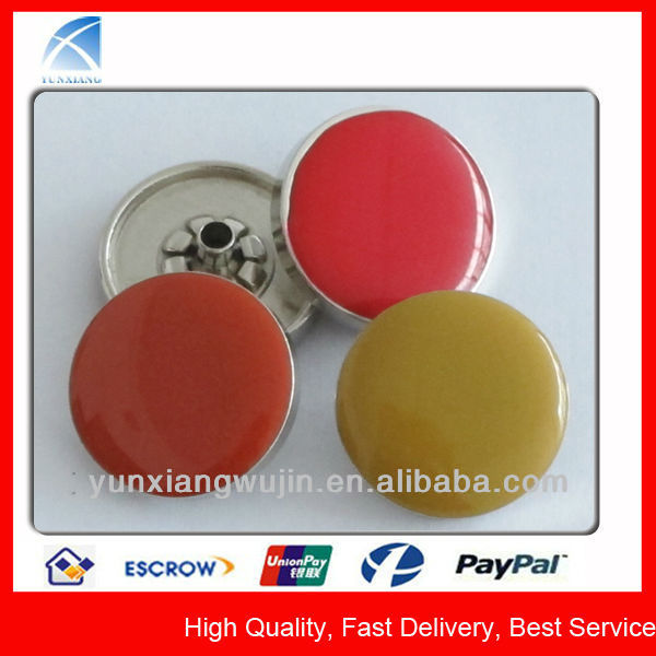 fancy decorative metal snap buttons