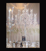 wedding table centerpieces crystal candelabra/crystal centerpieces for wedding table