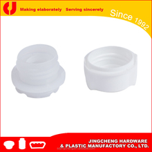 32mm plastic cap with plastic funnel for chemical or gasoline additive supplier