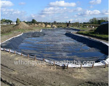 black roofing paper/ flexible building materials/pond liner/EPDM