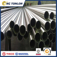 China manufacture 316 stainless steel round pipe