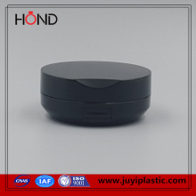 NEW makeup round airless foundation make up powder jar black cosmetic cream jars air cushion BB/ CC cream jar