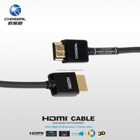 CHOSEAL 4K Slim HDMI Cable Support for PS4 iPod and Blu-ray Player