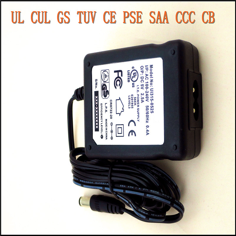 Wiscon factory 100-240v input output 12v 3.5a 42w ac dc adapter travel charger