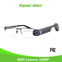 New Digital Camera Glasses WIFI 1080P