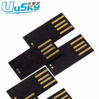 High Speed Bare Usb UDP Chip Usb 2.0 Memory Stick Naked USB