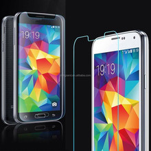 Genuine tempered glass film screen protector for Samsung galaxy s4 phone accessories