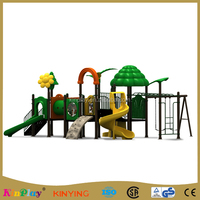Kinplay outoodr used kids Playground equipment for sale