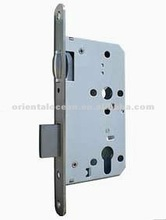 DIN 18.251-2 Roller Mortise Lock Body