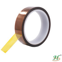 Wholesale Well Packaged 10mm Wide PI Adhesive Tape In Stock