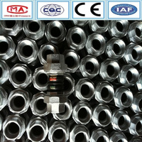 Union Type Stainless Steel Material Double Ball Rubber Joint