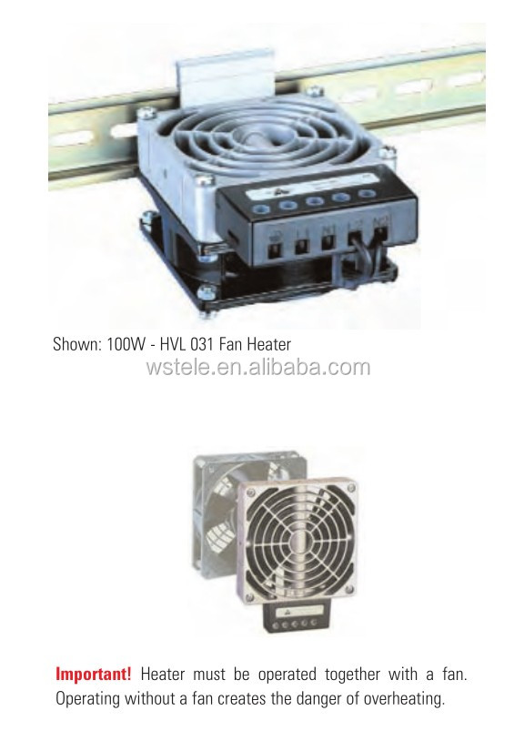 2013 NEW 12 volt Heater with Thermostat HV 031\HVL 031 Series 100W To 400W