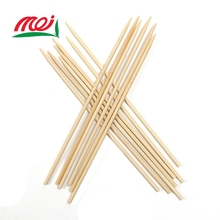 Factory direct instant BBQ bamboo sticks, bamboo skewers