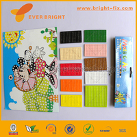 Mosaic Sticker Set- DIY craft for kids,children intelligence game toy 4D DIY mosaic puzzle