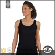 wholesale excellent quality promotional new model women workout tank top