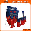 Custom Promotional Small Moq Outdoor Factory Supply Trade Show Display Idea