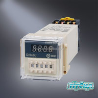 DH48J Timer Relay / 12v relay counter / Time accumulator