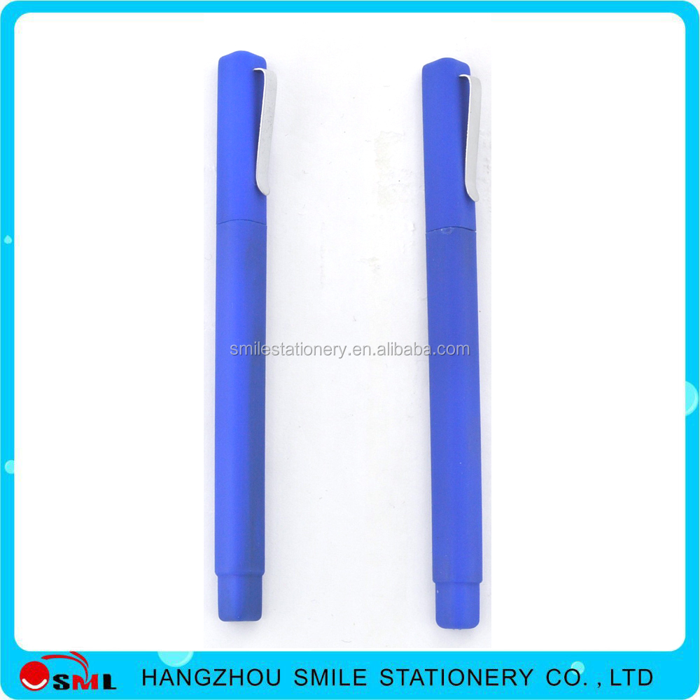 Small Fast Selling Items cheap promotional triangle shape pen