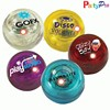 2015 hot sales low price lights 32mm children toys Bouncing Ball