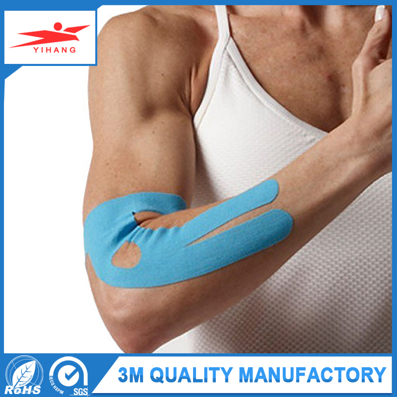 2016 Free Samples Disposable art diy Skin Colored k-tape sports muscle tape