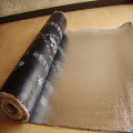 SBS modified bitumen waterproof membrane with aluminum foil film
