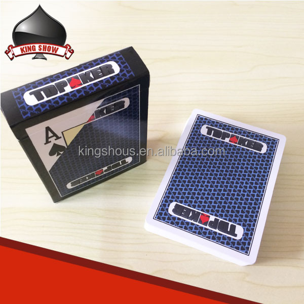 Professional playing card printer with good quality only