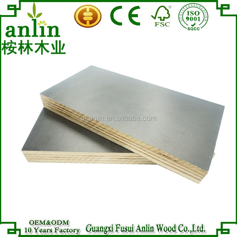 Brown construction good densified film faced plywood