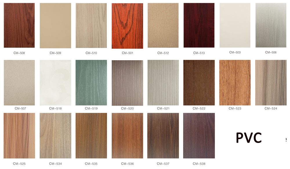 Pvc kitchen cabinets singapore with high quality buy for Sample kitchen color schemes