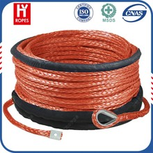 towing line winch rope for offroad parts