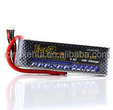TIGER 14.8V RC battery 2200mah 35C Lipo Battery
