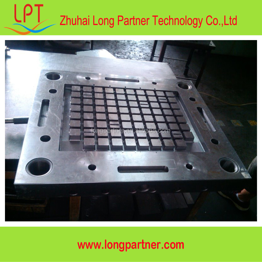 china factory open new PP mold for Polypropylene plastic injection moulding