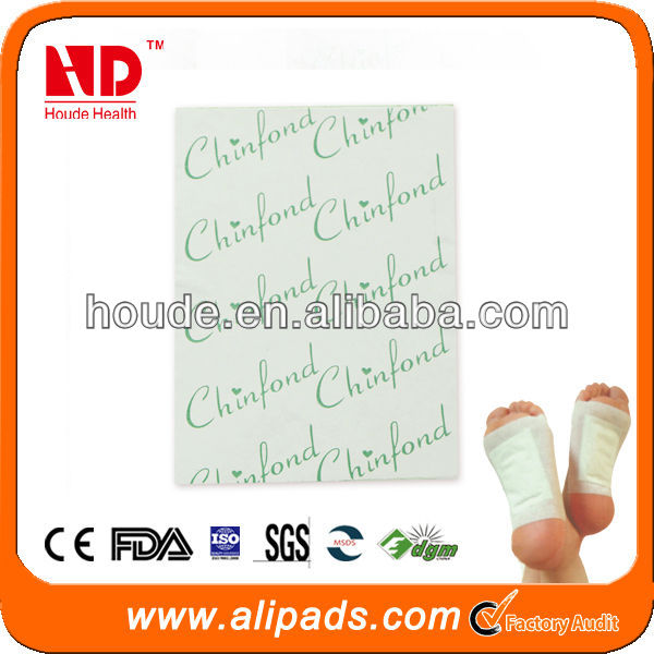 Health product foot patch detox