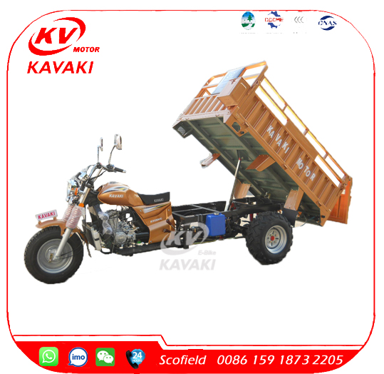 Hot selling Motorcycle 250cc Ghana Motor Tricycle