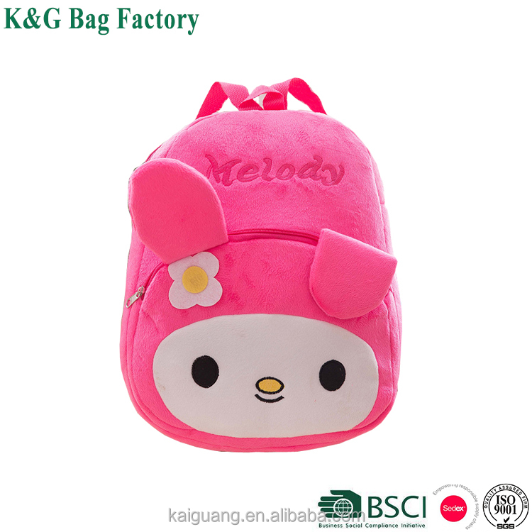 Latest soft Children School Bags in different style kindergarten Backpack