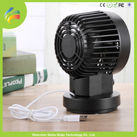 rotate and tilting desk usb powered 5v dc mini fan