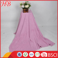 light weight adult coral fleece blanket with china manufacturer