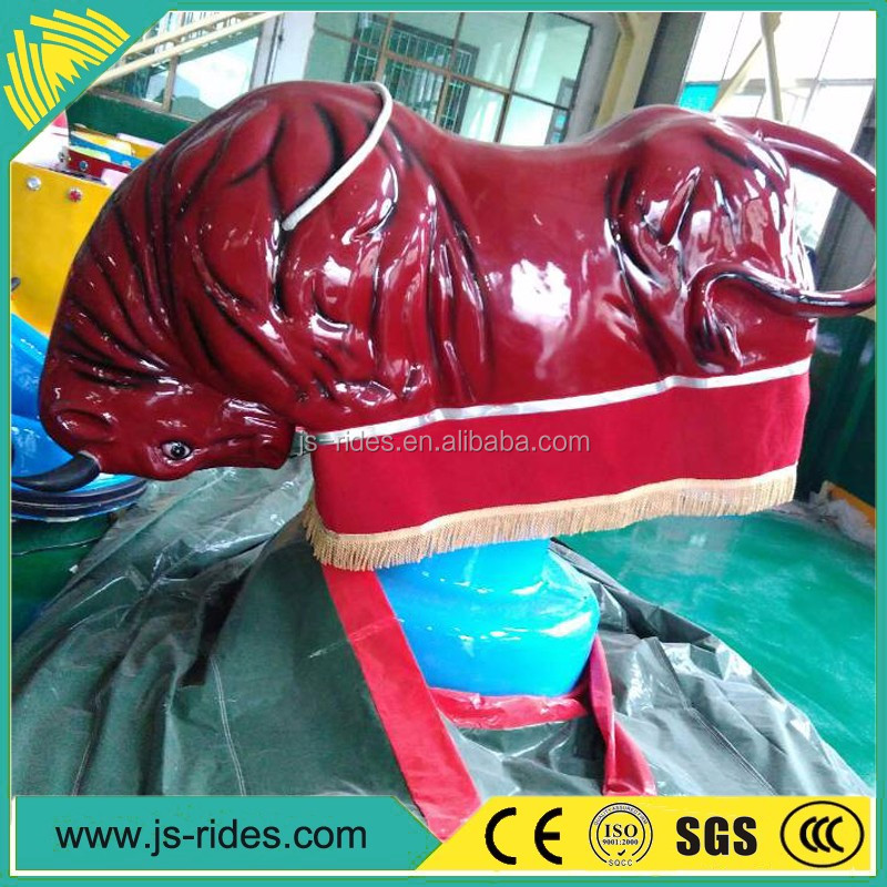 Factory price Electric Inflatable red bull wholesale price