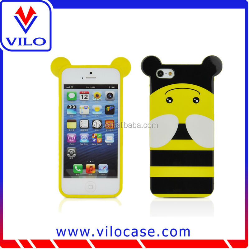 2014 New Cute Wholesale Price Cell Phone Case For soft mobile phone case for huawei y320