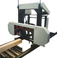 Timber Cutting Machine Diesel Portable Sawmill