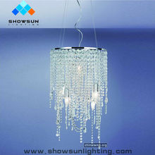 2017 new style chandelier table top crystal